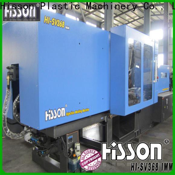Hisson pvc 10 ton injection molding machine price household