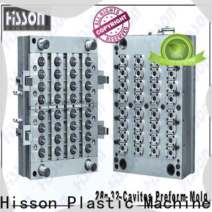 Hisson valve gate PET preform mold manufacturers for bottle
