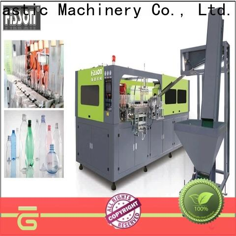 automatic plastic injection blow molding machine factory in industrial