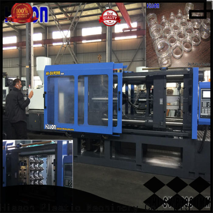 Hisson pco preform injection moulding machine wholesale for bottle