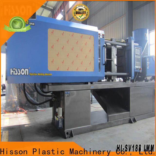 Hisson small plastic injection molding machine for sale factory china