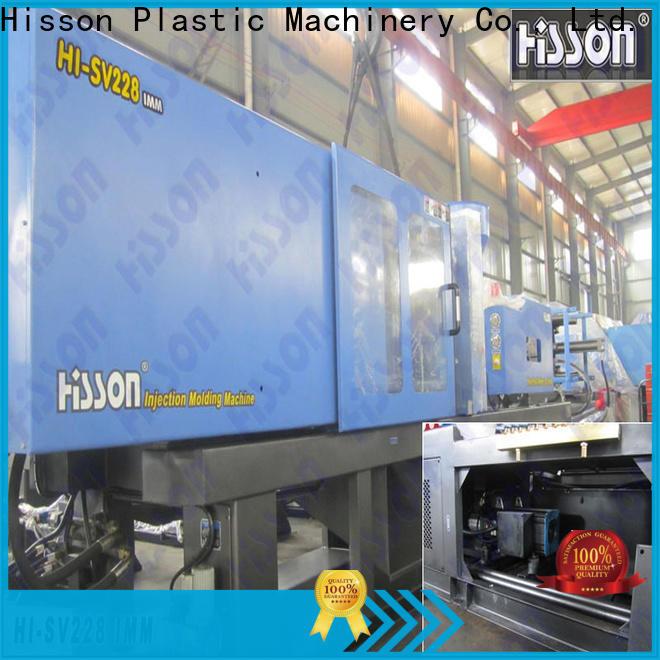 Hisson toys injection molding machine makers customization china