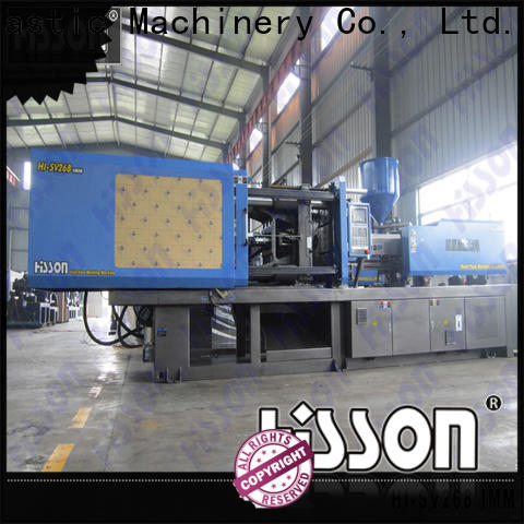 Hisson plastic small plastic injection molding machine for sale price china