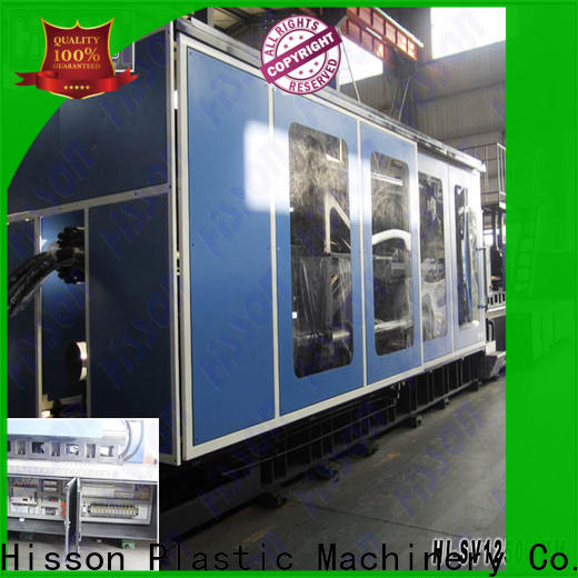 Hisson motor moulding plastic machine price car