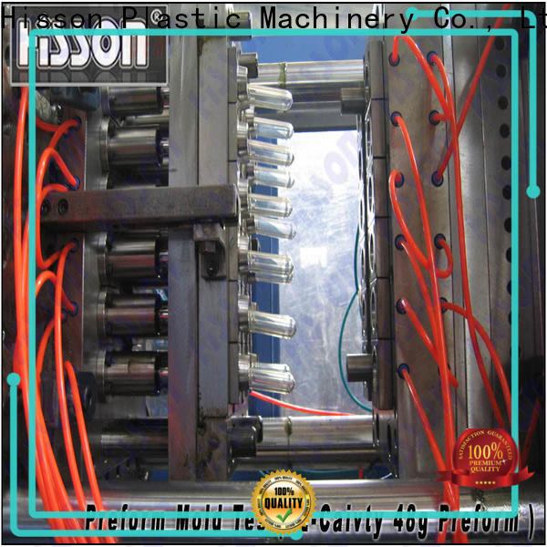 Hisson pet preform mold supplier for bottle