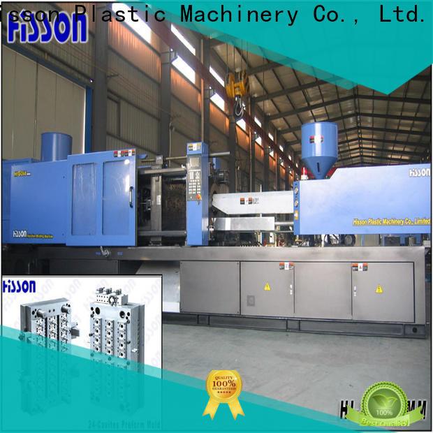 Hisson pet injection moulding machine price jar factory