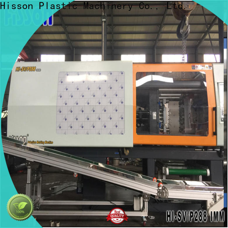 Hisson pco plastic injection moulding machine suppliers wide factory