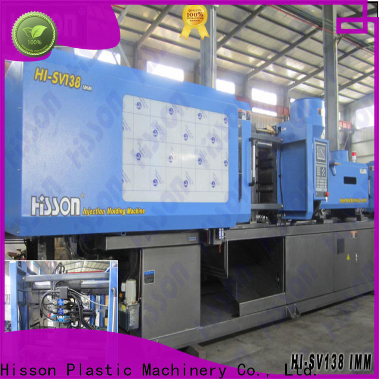 Hisson 50 ton injection molding machine price factory china
