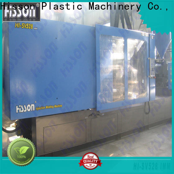 Hisson pe injection moulding machine for preforms price bumper