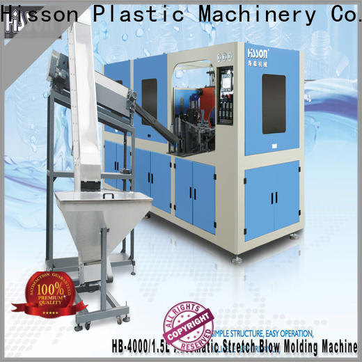 automatic stretch blow molding machine manufacturers factory for bottle