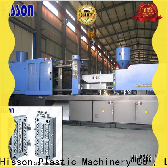 Hisson pet preform molding machine wholesale for bottle