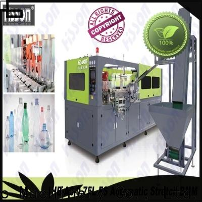 Hisson bottle automatic blow molding machine price in industrial