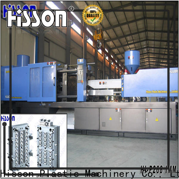 Hisson pet preform injection molding machine price mouth for bottle