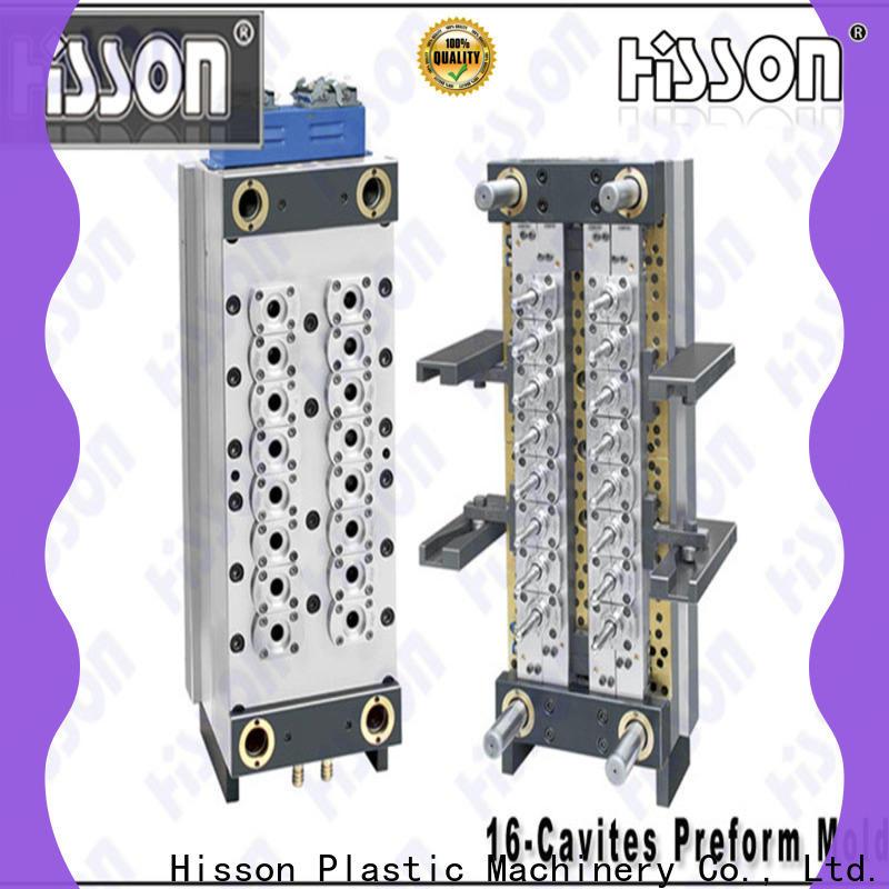 Hisson pet preform mold manufacturers factory
