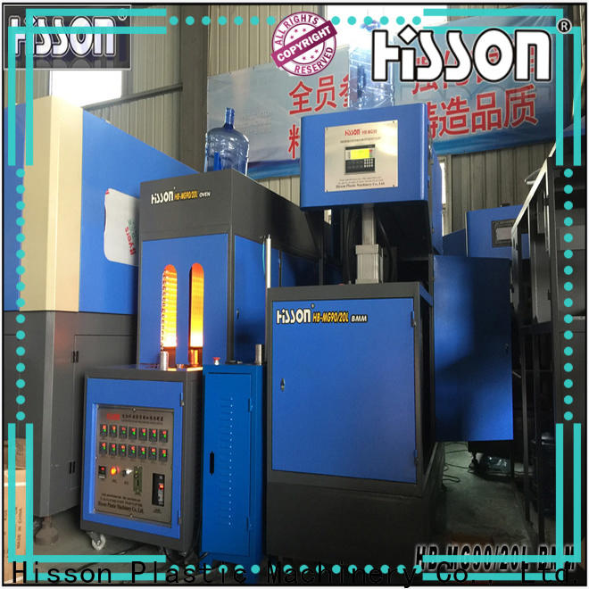 Hisson bottle stretch blow molding machine manufacturers suppliers factory