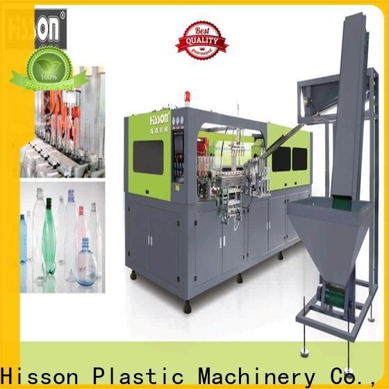Hisson blow automatic pet blow molding machine suppliers factory