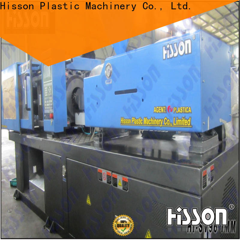 Hisson small plastic injection molding machine for sale customization household