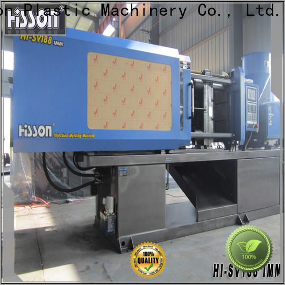Hisson plastic small plastic injection molding machine for sale price household