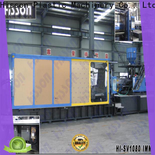 industrial injection molding machine design customization car