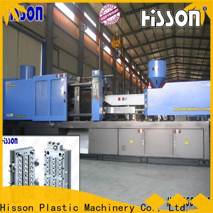 Hisson automatic plastic injection molding machine wholesale factory
