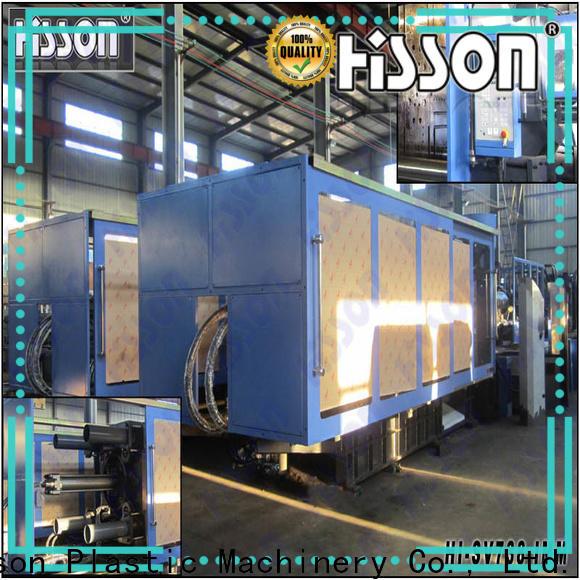 Hisson latest injection moulding machine price bumper