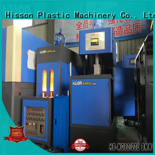 blow pet plastic machine suppliers in industrial