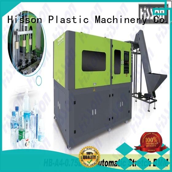 Hisson pet bottle machine price for bottle