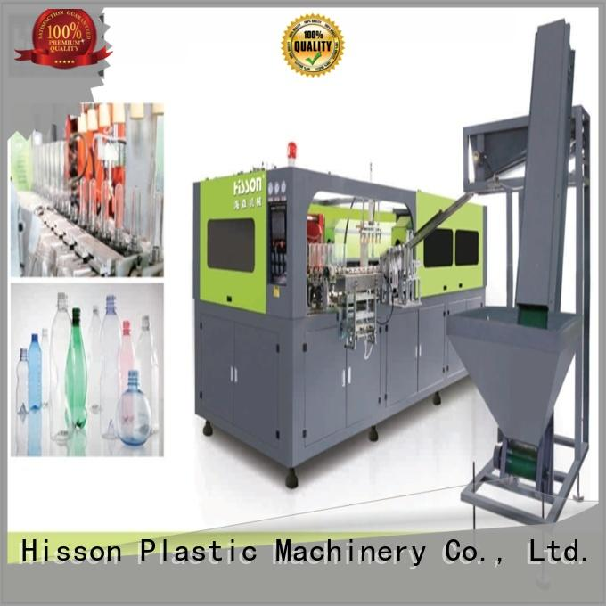 Hisson plastic stretch blow molding machine suppliers in industrial
