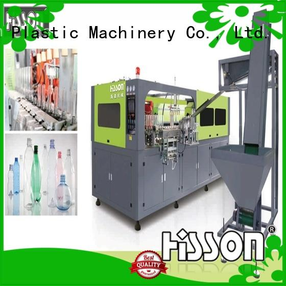 plastic bottle blowing machine price factory