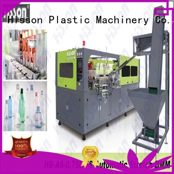 stretch pet blow molding machine china for bottle