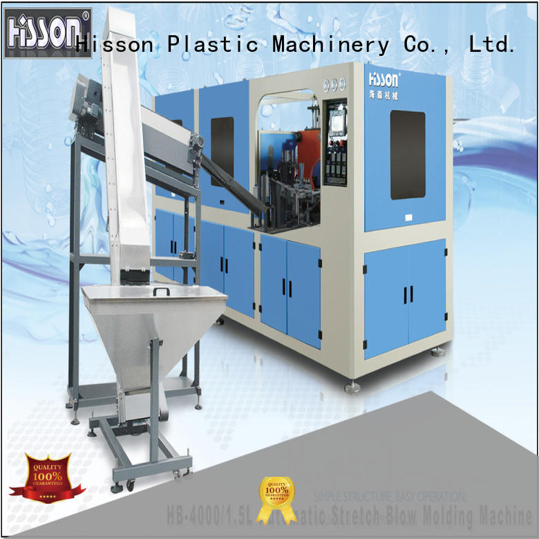Hisson blow injection blow molding machine china china for bottle