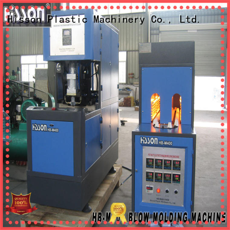 Hisson stretch blow molding machine manufacturers factory for bottle