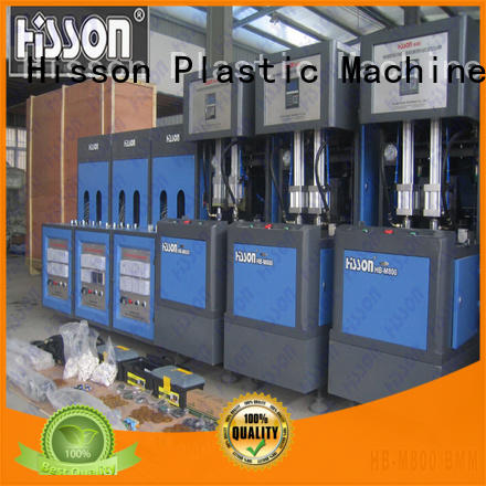 Hisson pet plastic machine suppliers in industrial