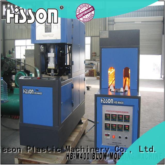 Hisson bottle blowing machine suppliers for bottle