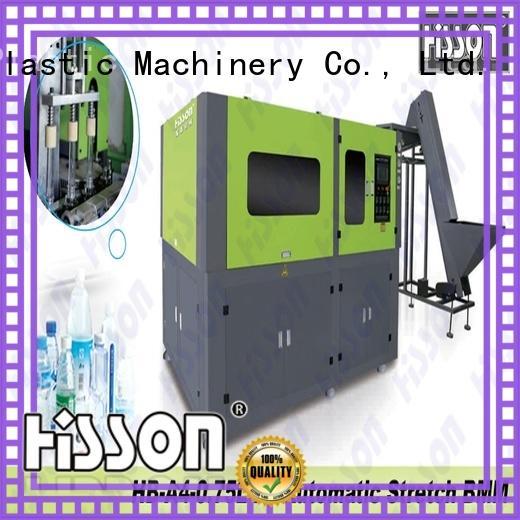 Hisson blow pet blow molding machine suppliers for bottle