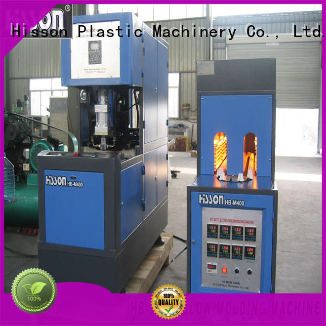 Hisson injection stretch blow molding machine factory for bottle