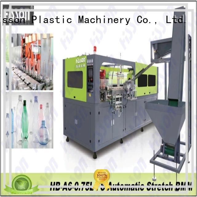 Hisson pet bottle blow moulding machine factory for bottle