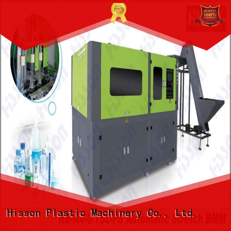stretch extrusion blow molding machine price in industrial