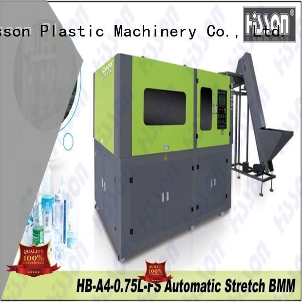 Hisson blow automatic blow molding machine suppliers for bottle
