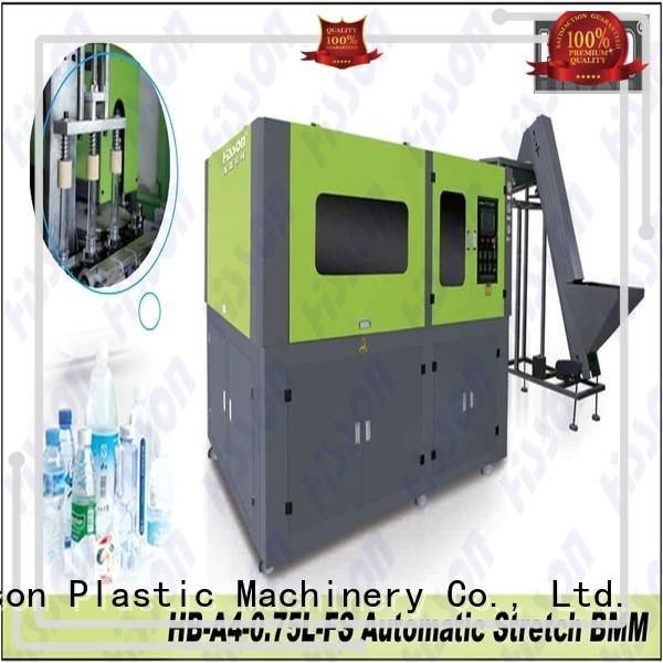 Hisson pet bottle blow molding machine suppliers in industrial