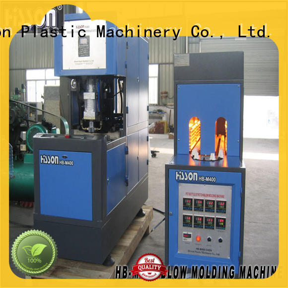 Hisson blow automatic blow molding machine suppliers in industrial