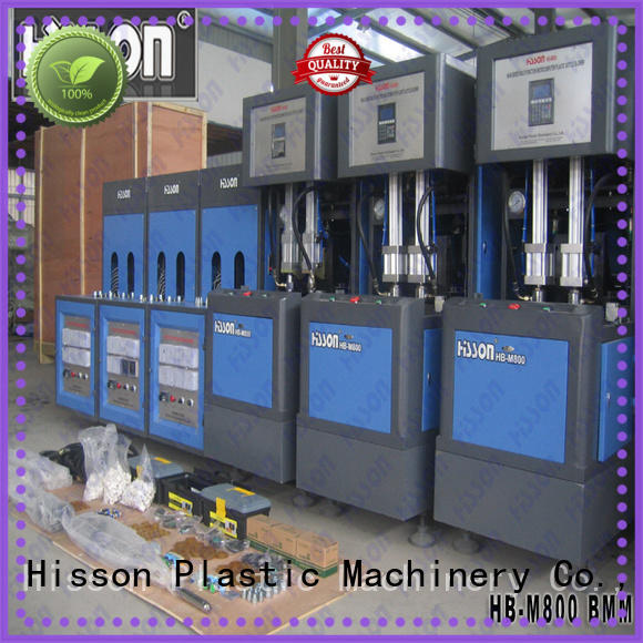 Hisson blow molding machine price factory factory
