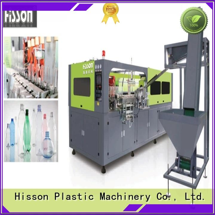 Hisson blow molding machine china china in industrial