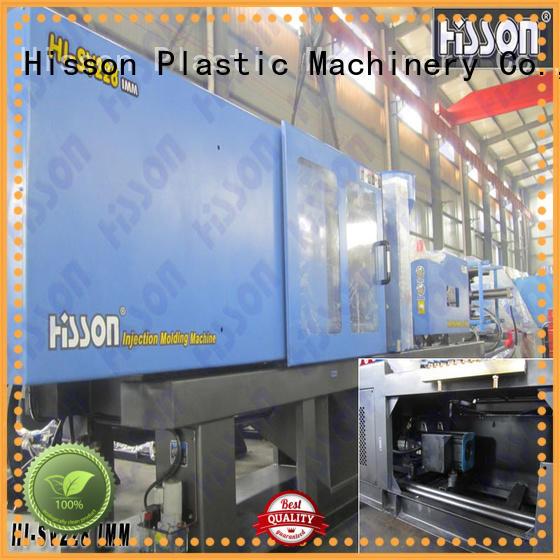 Hisson pvc auto injection moulding machine factory china