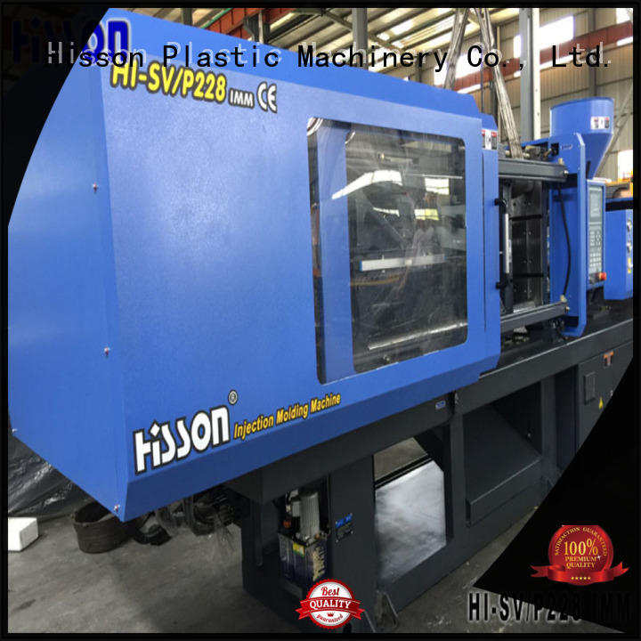Hisson plastic injection moulding machine mouth factory