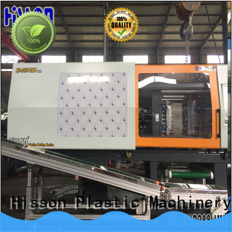 2880Kn PET injection molding machine for 300g preform