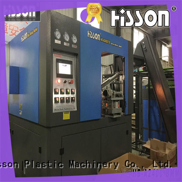 stretch pet blow molding machine factory in industrial