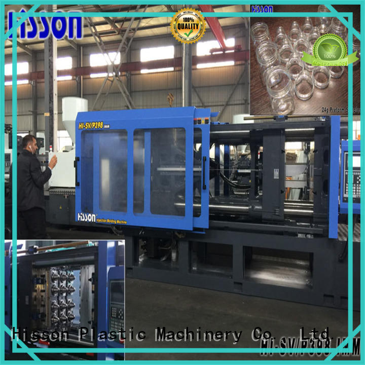 bottle plastic injection molding machine sale supplier in industrial