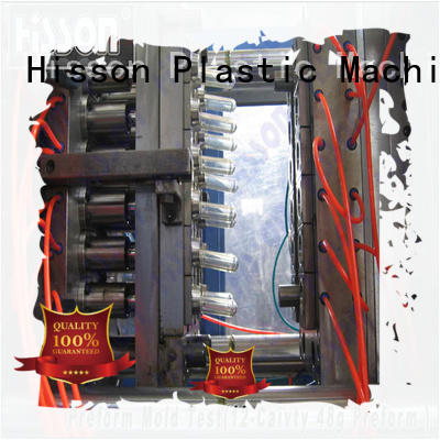 Hisson plastic mold company in industrial