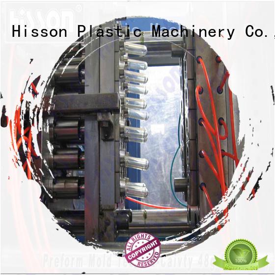 Hisson plastic mould manufacturers factory